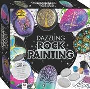 Dazzling Rock Painting | Merchandise