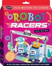 Robot Racers | Merchandise