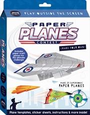 Paper Planes Contest | Merchandise