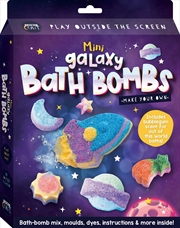 Mini Galaxy Bath Bombs | Merchandise
