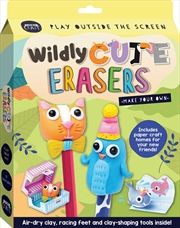 Wildly Cute Erasers Make Your | Merchandise