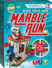 Zap! Extra Make Your Own Marble Run | Merchandise