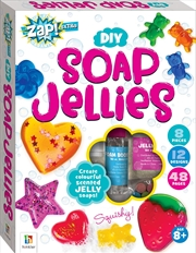 Zap! Extra DIY Soap Jellies | Merchandise