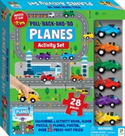 Pull-Back-and-Go Kit: Planes | Toy