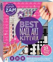 Super Zap! Best Nail Art Kit Ever | Merchandise