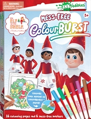 Inkredibles: Elf On the Shelf Colour Burst | Merchandise