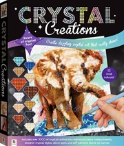 Crystal Creations: Elephant | Merchandise