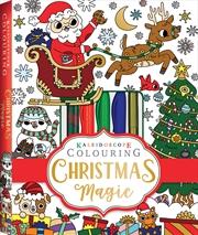 Kaleidoscope Colouring: Christmas Magic | Merchandise