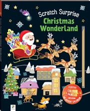 Scratch Surprise: Christmas Wonderland | Merchandise
