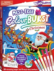 Inkredibles: Colour Burst Christmas | Merchandise