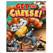 Get The Cheese | Merchandise
