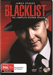 Blacklist - Season 2, The | DVD