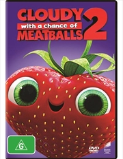 Cloudy With A Chance Of Meatballs 2 | Big Face | DVD