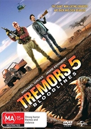 Tremors 5 - Bloodlines | DVD