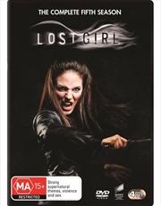 Lost Girl - Season 5   DVD