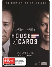House Of Cards - Season 4 | DVD