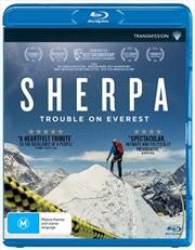 Sherpa   Blu-ray