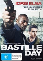 Bastille Day | DVD