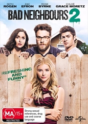 Bad Neighbours 2 | DVD