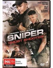 Sniper - Ghost Shooter | DVD