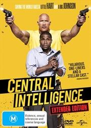 Central Intelligence | DVD