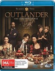 Outlander - Season 2 | Blu-ray