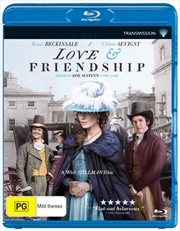 Love and Friendship | Blu-ray