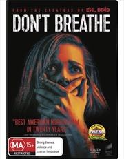 Don't Breathe | DVD