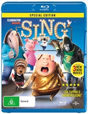 Sing - Special Edition | Blu-ray