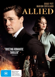 Allied | DVD