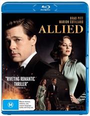 Allied | Blu-ray