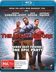 Night Before, The | Blu-ray