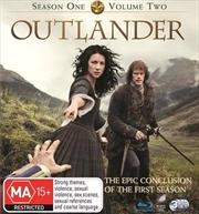 Outlander - Season 1 - Part 2 | Blu-ray