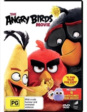 Angry Birds Movie, The | DVD