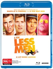 A Few Less Men | Blu-ray
