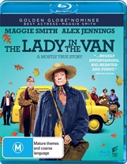 Lady In The Van, The   Blu-ray