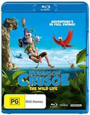Robinson Crusoe | Blu-ray