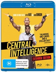 Central Intelligence | Blu-ray