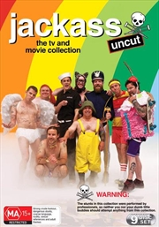 Jackass | TV And Movie Collection | DVD