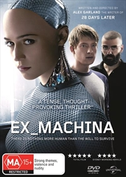 Ex Machina | DVD