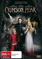 Crimson Peak | DVD