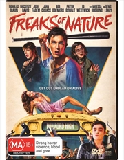 Freaks Of Nature | DVD