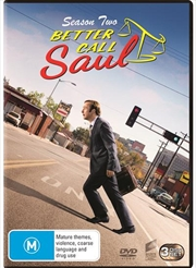 Better Call Saul - Season 2 | DVD