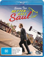 Better Call Saul - Season 2 | Blu-ray
