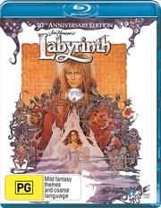 Labyrinth - 30th Anniversary Edition | Blu-ray