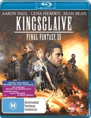Kingsglaive - Final Fantasy XV | Blu-ray