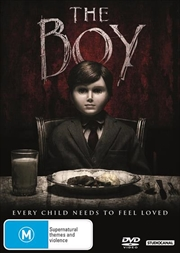 Boy, The | DVD