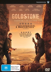 Goldstone | DVD