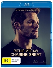 Richie McCaw - Chasing Great | Blu-ray
