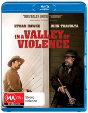 In A Valley Of Violence | Blu-ray